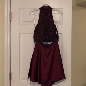 Sheri Hill homecoming dress